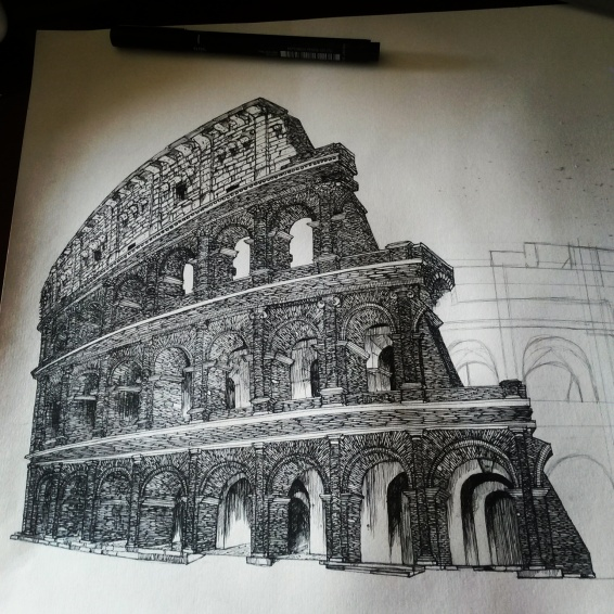 Colosseum wip